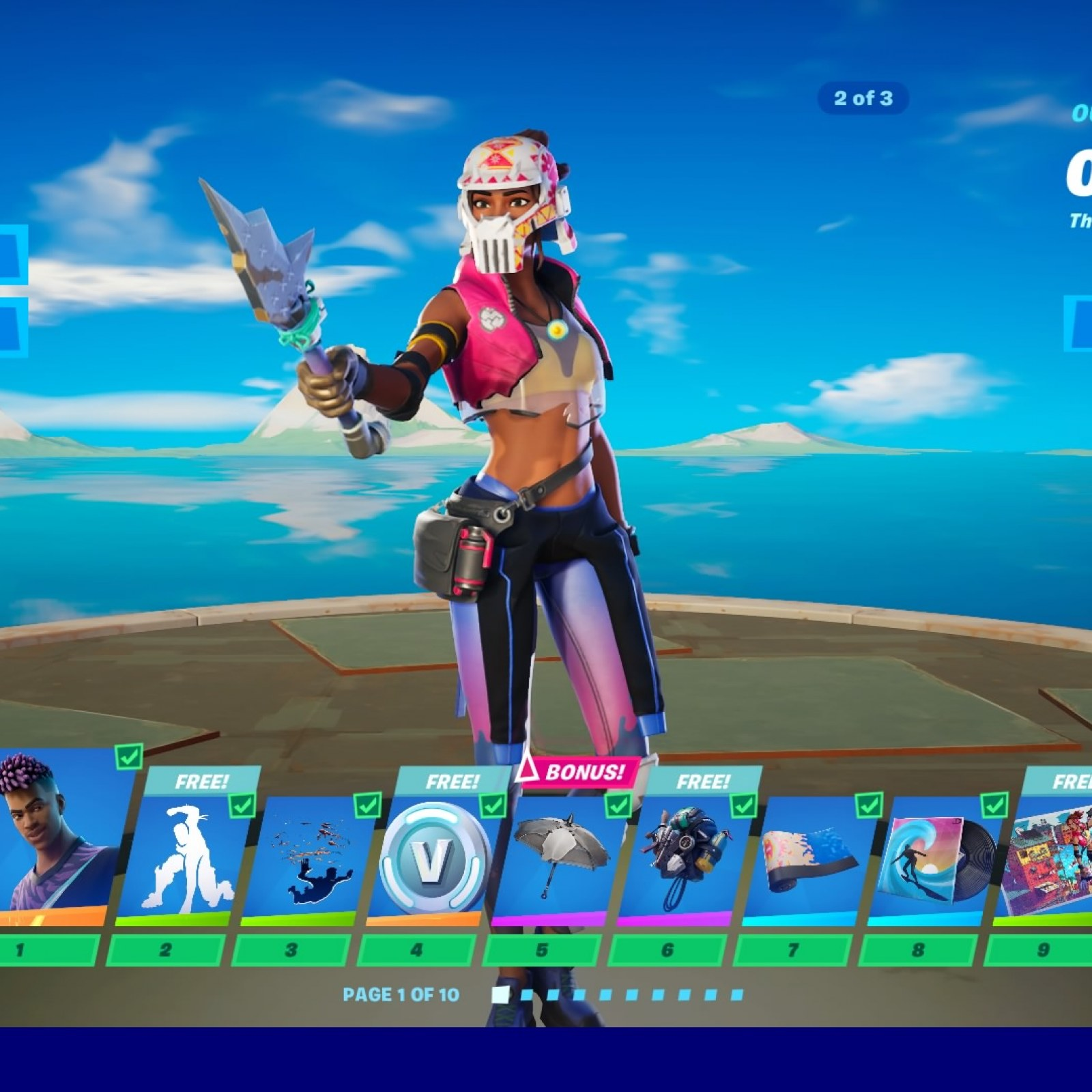 Fortnite Kit – A free multiplayer game where you compete in battle royale, collaborate to create your private.