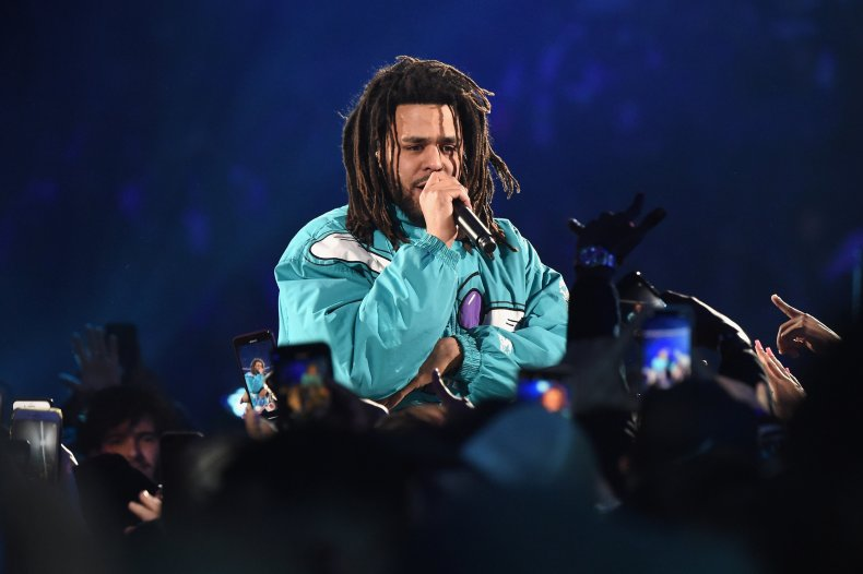 J. Cole Fans Try to 'Cancel' Him