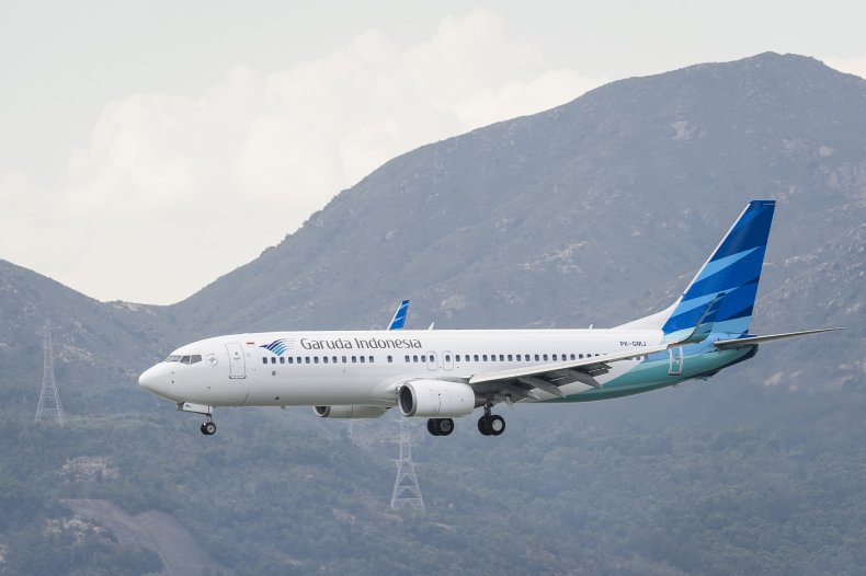 Garuda Indonesia Flight