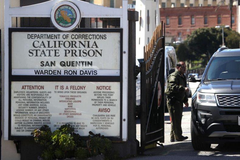 San Quentin State Prison, Jail, Rap