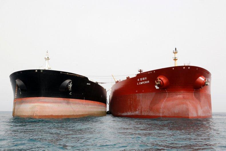 iran, south, korea, oil, tankers