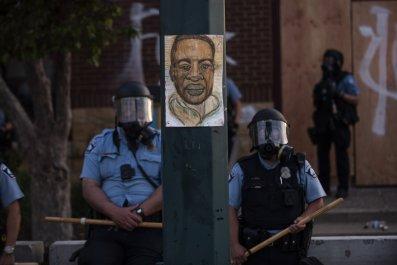 George Floyd systemic racism police