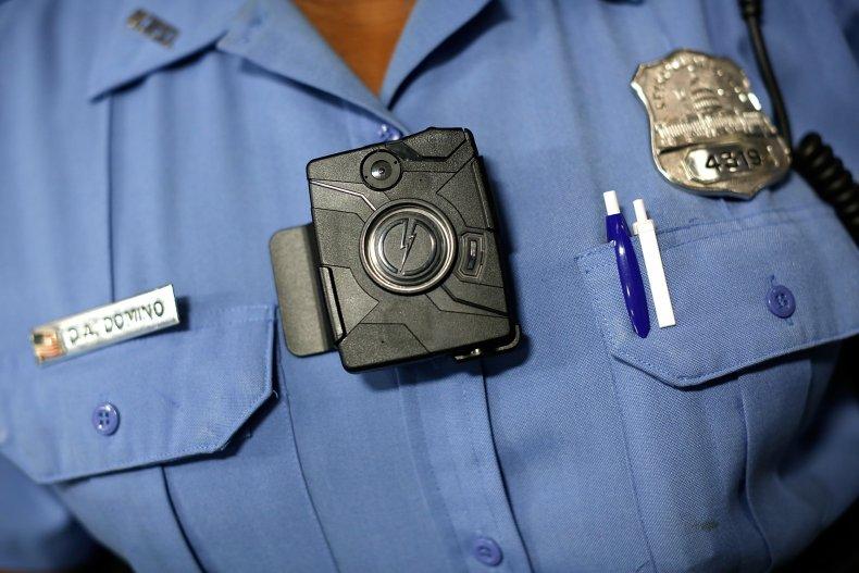 police body cameras Ferguson Missouri
