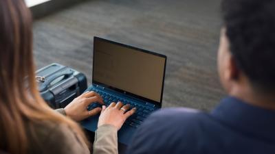 Newsweek AMPLIFY - HP Elite Dragonfly Laptop