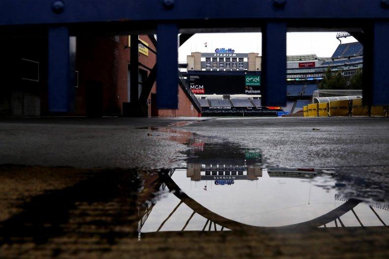 Gillette Stadium, New England Patriots