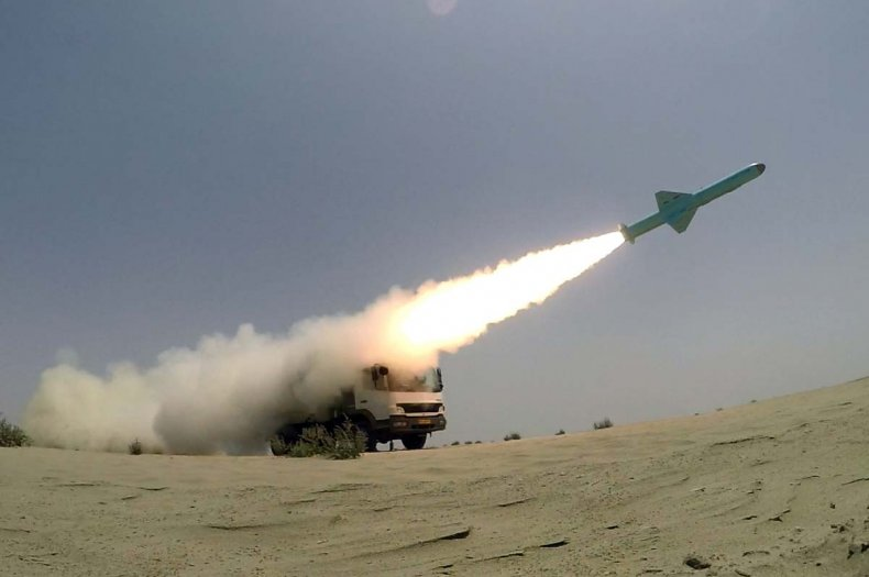 iran, navy, cruise, missile, launch