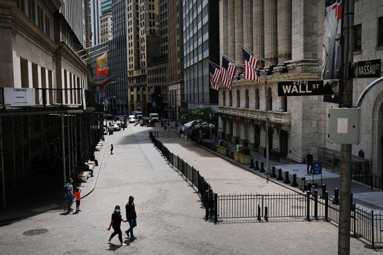 Wall Street Coronvirus
