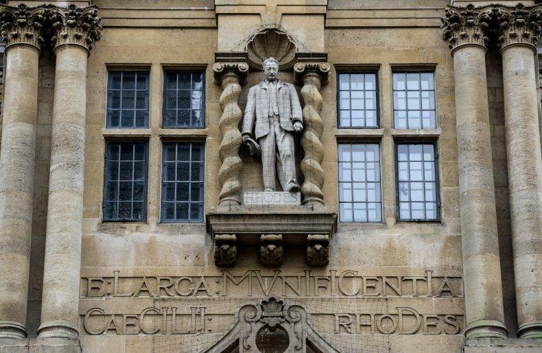Cecil Rhodes Oxford