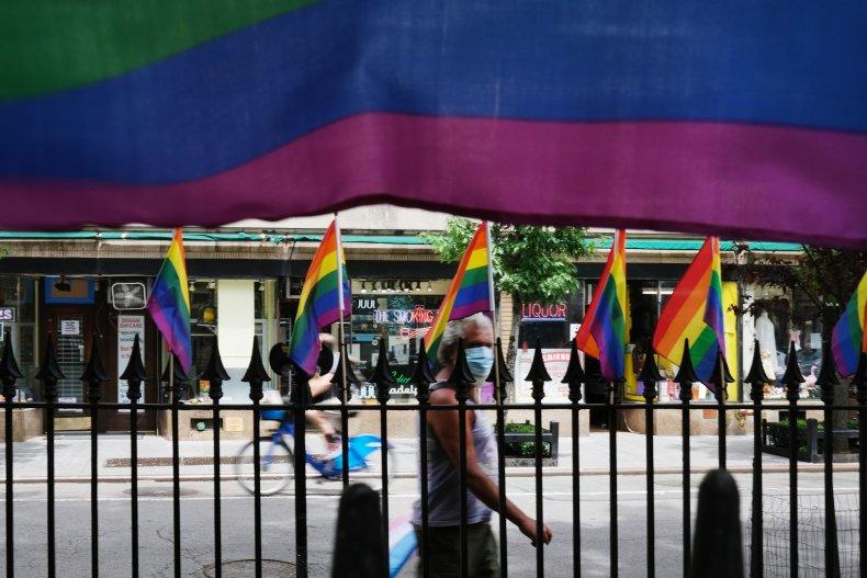 LGBTQ rights Supreme Court Stonewall