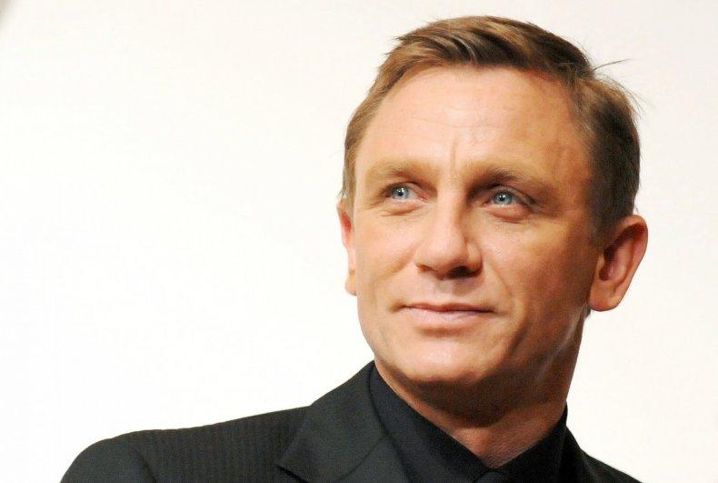 """Daniel Craig """"Quantum of Solace"""""""