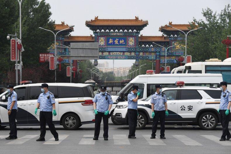 covid19, coronavirus, Xinfadi, Beijing, getty