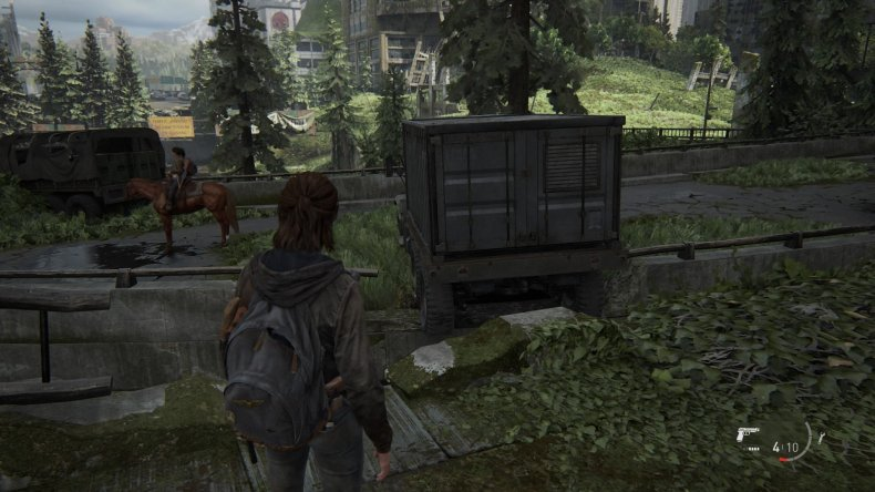 last of us 2 manual 1 army