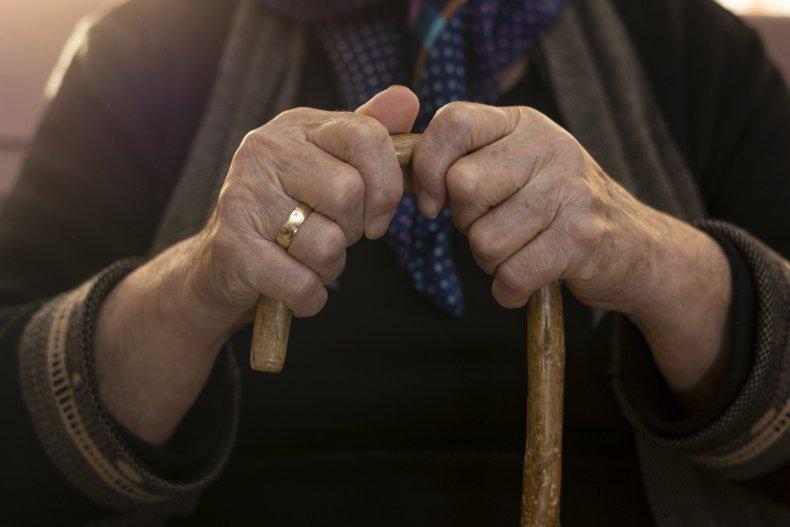 old, elderly stock, getty