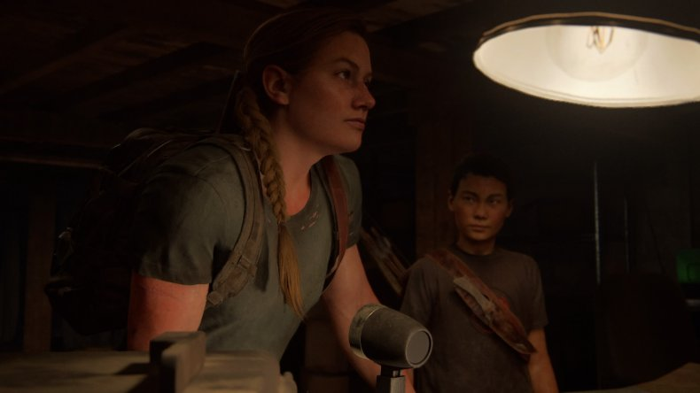 last of us part 2 ending abby