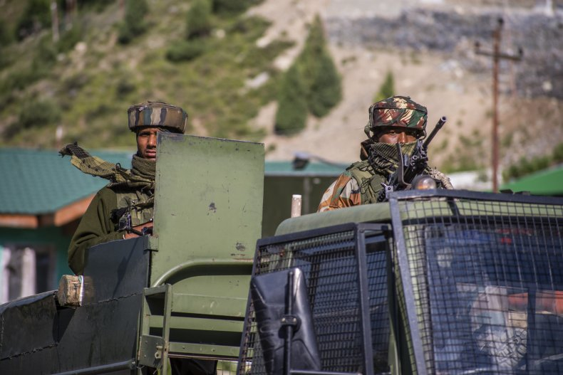 india, army, china, border, ladakh