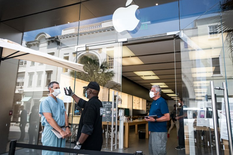 South Carolina Apple Store