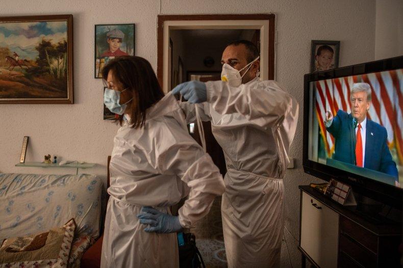 coronavirus news media Tennessee