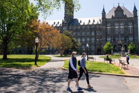 Georgetown U