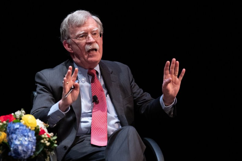 John Bolton, South Korea, North Korea, book