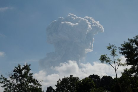 Mount Merapi eruption, Indonesia