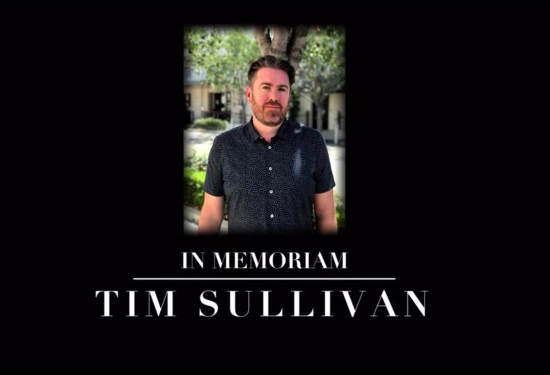 floor is lava tim sullivan in memoriam