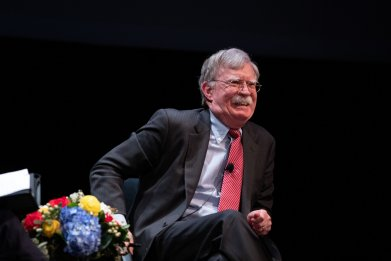 John Bolton, Donald Trump, quotes, book, best