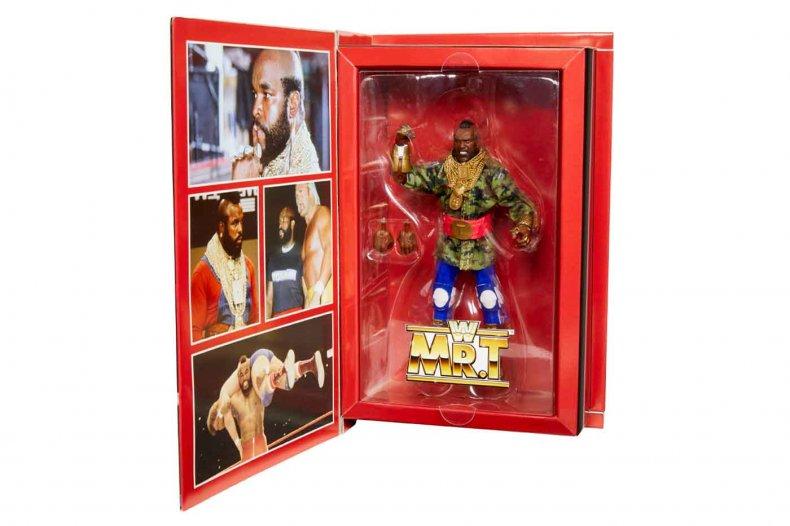 Mattel WWE Elite Mr. T Comic-Con@Home Unboxed