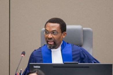 international, criminal, court, president, judge, Chile, Eboe-Osuji