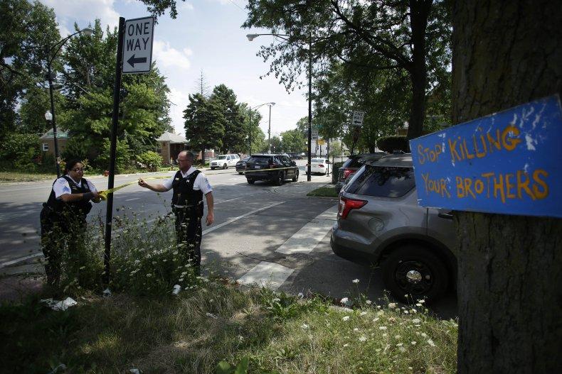 chicago shootings worst weekend violence