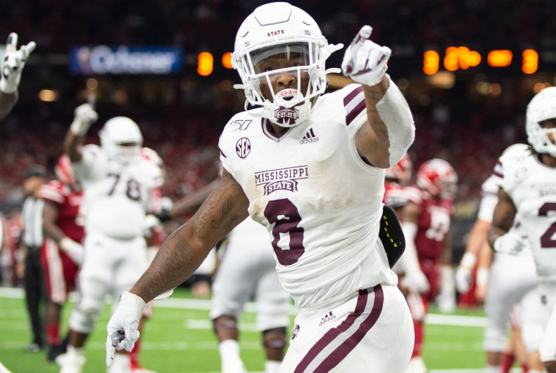 Mississippi State, Kylin Hill