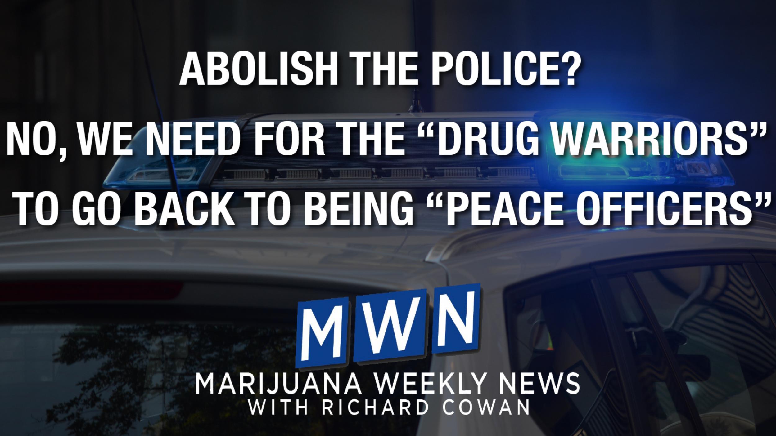 Newsweek AMPLIFY - Abolish the Police?