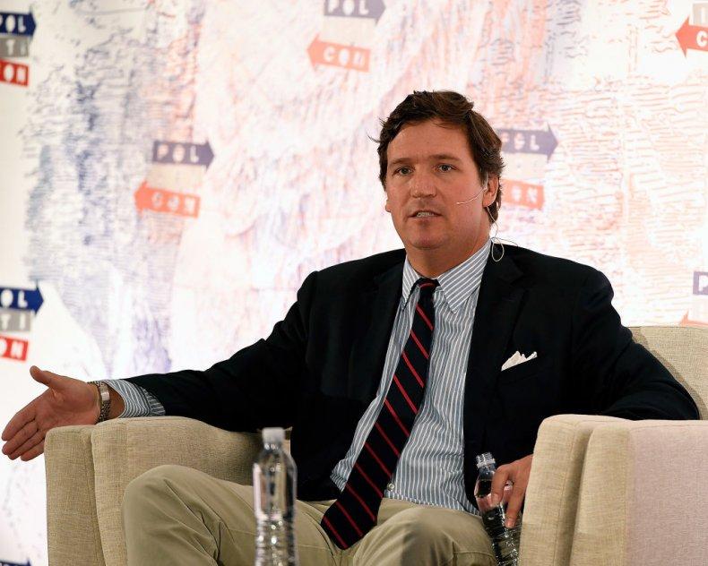 Tucker Carlson at Politicon 2018