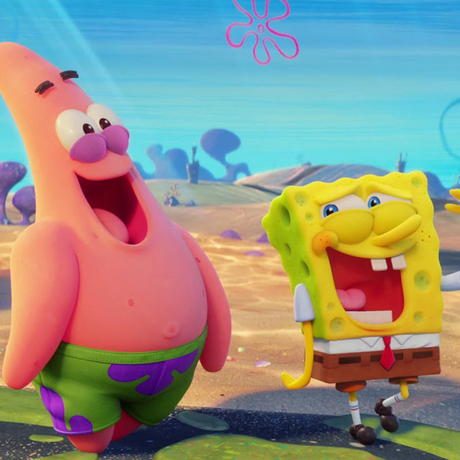 Spongebob Movie Streaming How To Watch Sponge On The Run Online