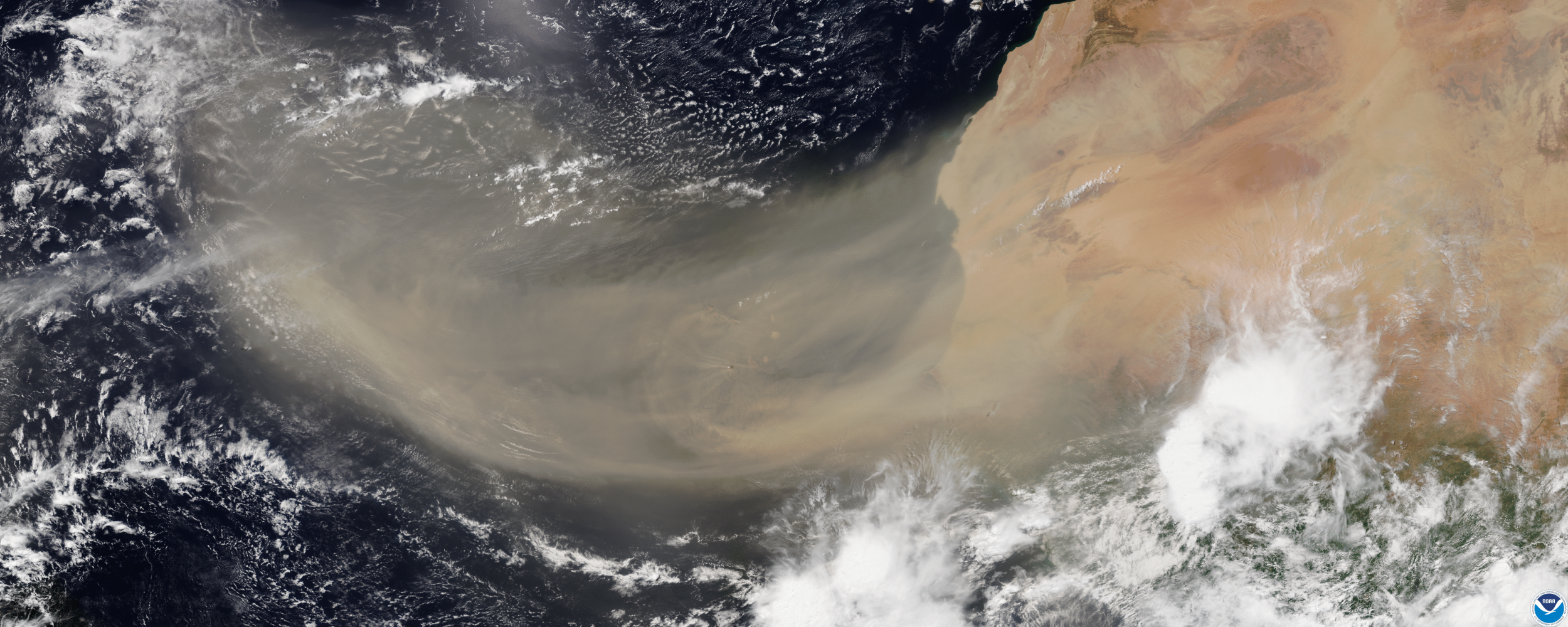 'Godzilla' Sahara dust cloud heading for U.S. may be biggest for 50 years