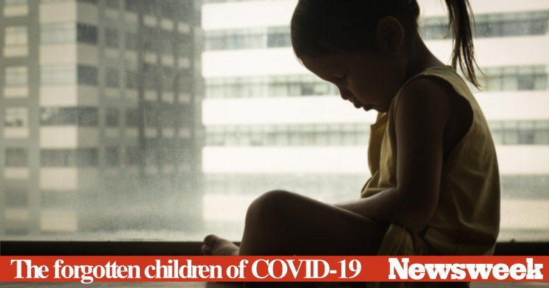 Children are getting PTSD from COVID-19