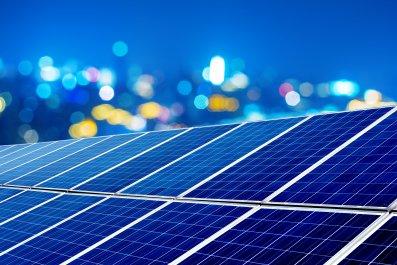 solar panel, solar power, stock, getty