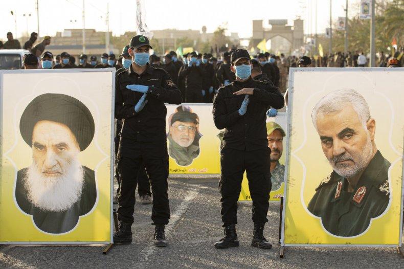 iraq, popular, mobilization, forces, sistani, soleimani