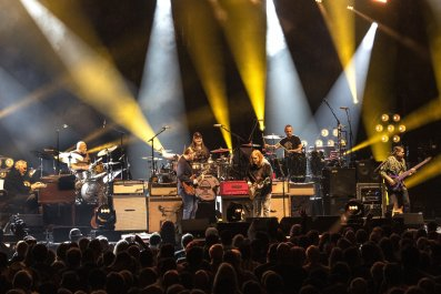 50th Anniversary Concert of the Allman Brothers