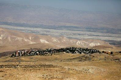 """Israeli """"settlement"""" in the Jordan Valley"""