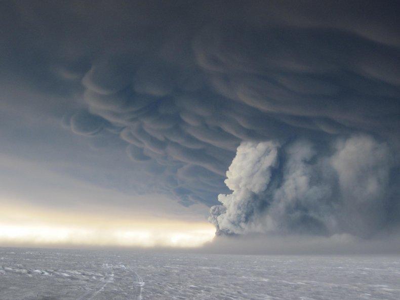 Grímsvötn volcano