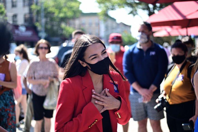 ocasio-cortez wins Democratic primary June 23