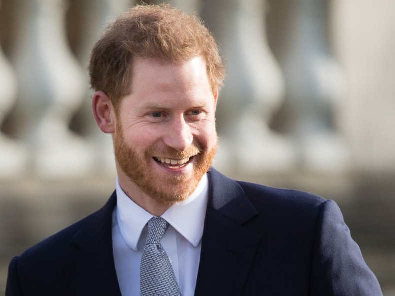 Prince Harry Rugby Draw