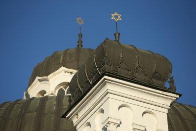 Synagogue in Bulgaria