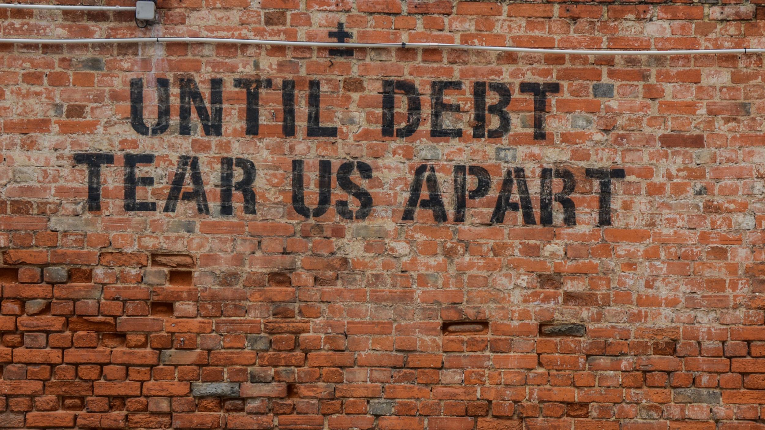 Newsweek AMPLIFY - America Is in Debt
