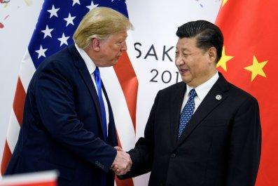 Donald Trump, Xi Jinping, China, US, competition