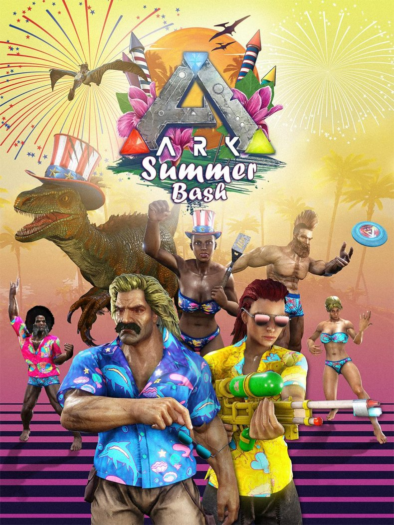 ark update 231 patch notes summer bash