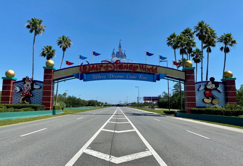 Getty Images Walt Disney World