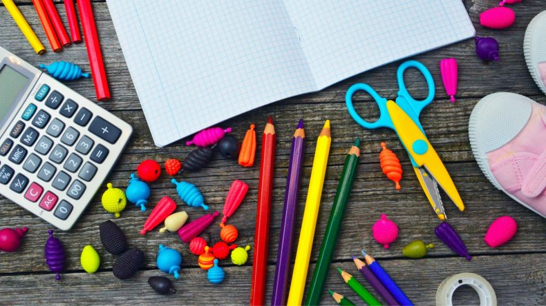 Newsweek AMPLIFY Ultimate Guide to Back-to-School Shopping