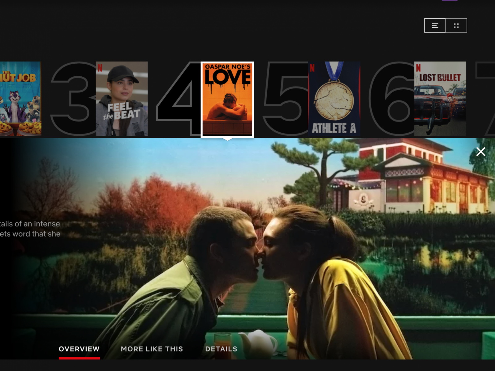 Love Netflix Movie Trends As Tiktok Users React To Unsimulated Sex Scene