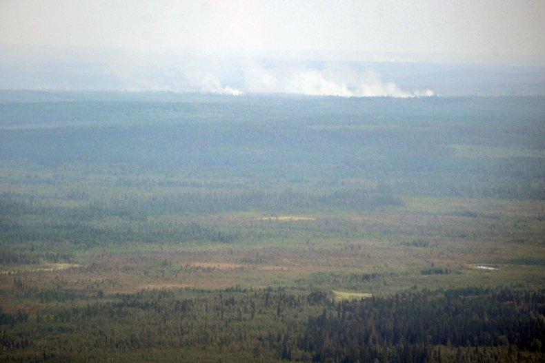 fires, Siberia